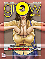 grOw/cOmic#3, issue 1